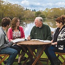 New Zealand Study Program